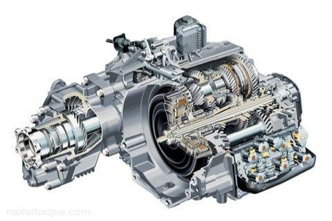 Коробка DSG проблемы, ремонт, диагностика Audi A3 (8P) рис. 1