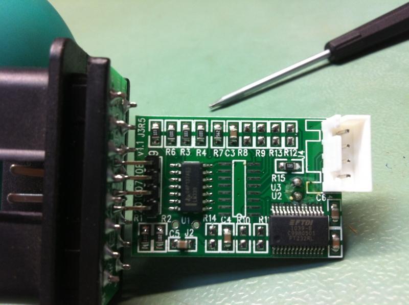 Драйвер KKL для XP (для кабеля