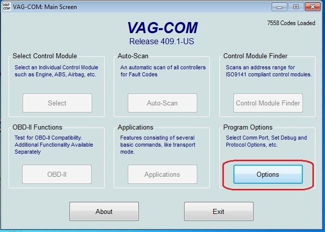 Адаптер KKL VAG COM 009.1 получи и распишись чипе FTDI. Драйвер, программа, введение Audi TT (8N) Coupe рис. 0