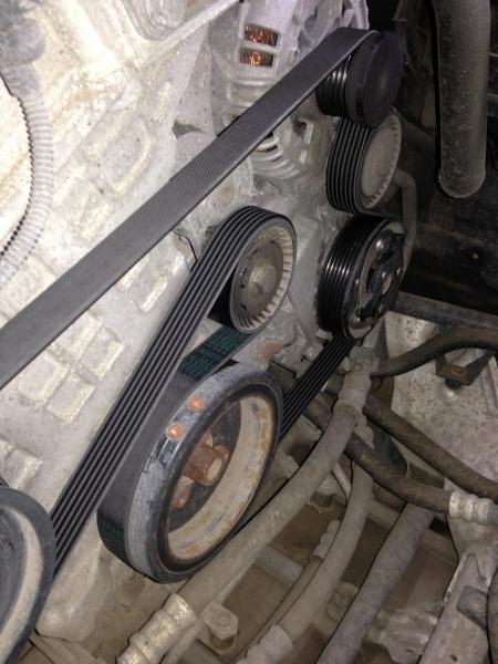 Замена задних тормозных колодок astra